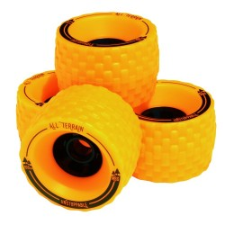 Roues MBS All-Terrain Orange